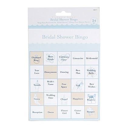 bulk buy darice diy crafts victoria lynn bridal shower bingo cards 5 x 7 inches