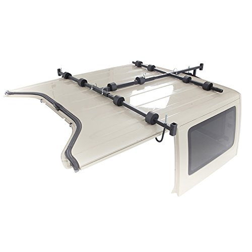 Smittybilt 510001 Hard Top Hoist for Jeep CJ/YJ/TJ/JK ()