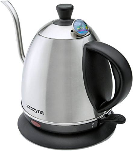 Electric Gooseneck Kettle Cozyna Stainless