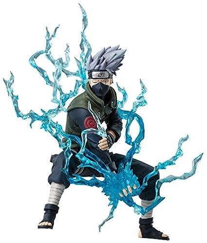 Anime Naruto Ninja Copiador Hatake Kakashi con Lightning ...