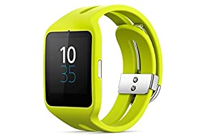 Image result for Sony Smartwatch for Android 4.3 - Lime quick review