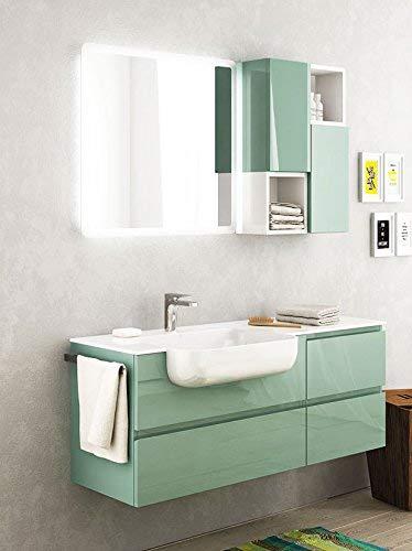 Dafnedesign.Com - Mobile da Bagno Color Verde Acquamarina ...