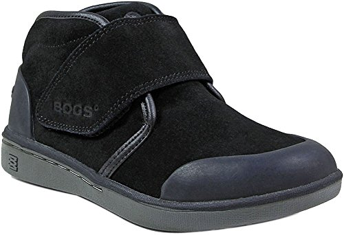 Bogs Kids Unisex Sammy (Toddler/Little Kid) Black Shoe