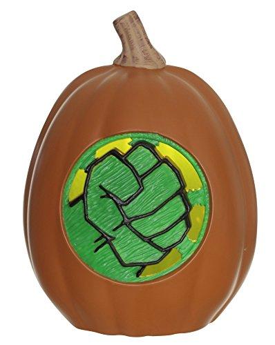 Marvel Hulk Light Up Pumpkin -