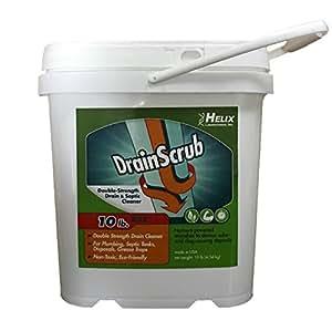 Amazon Com Drainscrub Powder Enzyme Drain Cleaner And