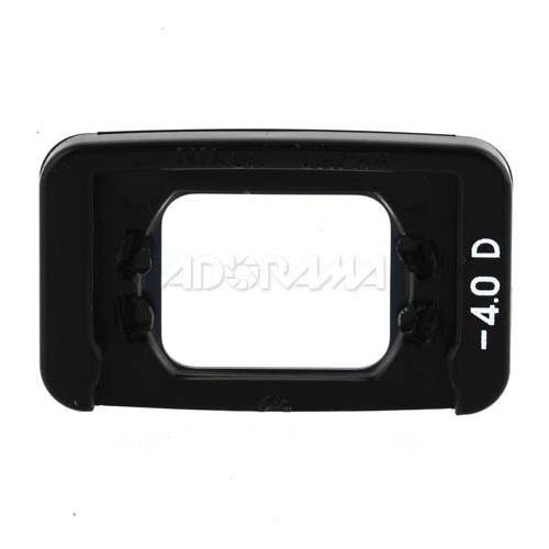 Nikon Diopter -4.0 Correction Eyepiece for D50/70/70S/100/200, N50/60/65/70/80/6006, Pronea, FM10 cameras by Nikon