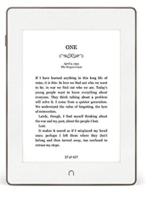 Barnes & Noble NOOK GlowLight Plus eReader - Waterproof & Dustproof (BNRV510) (Certified Refurbished) by Barnes & Noble