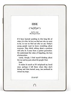 Amazon barnes noble nook ebook reader wifi 3gbw barnes noble nook glowlight plus ereader waterproof dustproof bnrv510 certified fandeluxe Choice Image