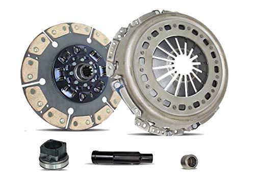 Clutch Kit works with Ford F250 F350 F450 Super Duty Cabela's FX4 Harley-Davidson Edition King Ranch Lariat Xl Xlt 2003-2010 6.0L V8 6.4L V8 DIESEL OHV Turbocharged