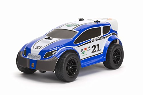 Griffin MOTO TC Smartphone Controlled Interactive Rally Race Car - Real World & In-App Excitement for iPhone, iPod, iPad