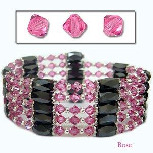 Accents Kingdom Magnetic Hematite Necklace Bracelet Made ...