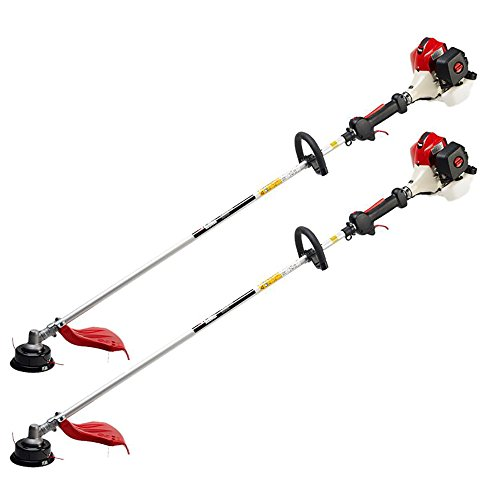 2 RedMax TRZ230S Commercial Gas String Trimmers Weed Whac...