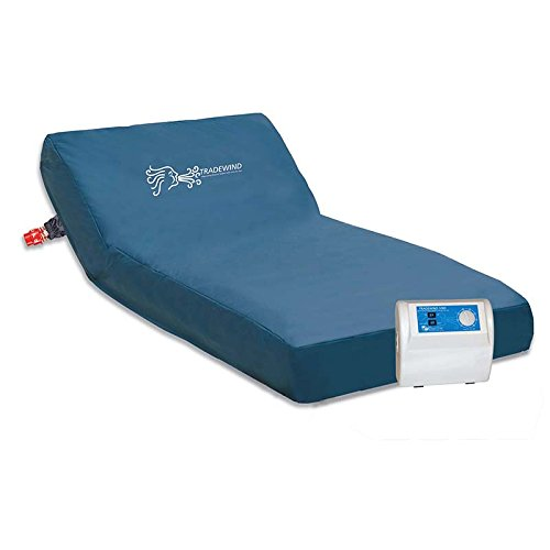 Blue Chip Medical Medical TRADEWIND 1000 Alternating Pressure Mattress with Low Air Loss 35'' x 80'' x 8'' TRW 1000