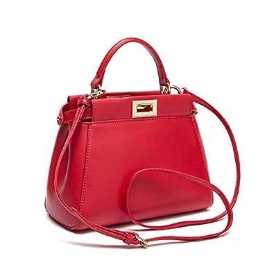 903f0adb3d2b HITSAN INCORPORATION Women Messenger Bags Peekaboo Bag Handbags 2017 Luxury  Designer G Leather High Quality Leg