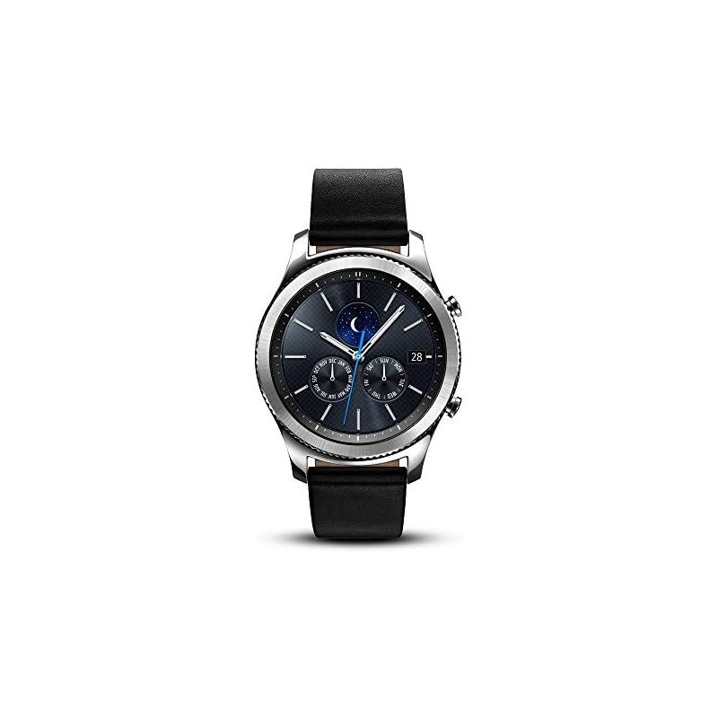 Samsung Gear S3 Classic Smartwatch (Blue