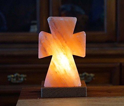 JIC 7-8 Lb Cranky Model Himalayan Salt Lamp