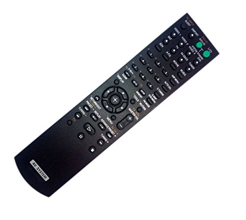 Replaced Remote Control for Sony HTDDW685 RM-AAU005 HTSS2000 1-480-098-11 STR-DG510 Home Theater Audio/Video Receiver AV System -  JustFine