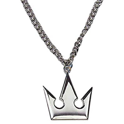 Kingdom Hearts - Collar con Colgante de Sora: Amazon.es: Joyería