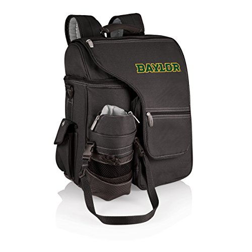 - NCAA Baylor Bears Turismo Insulated Backpack Cooler