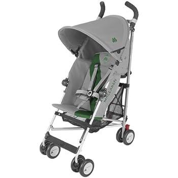 Amazon.com : Maclaren BMW Buggy Stroller, Silver : Standard ...