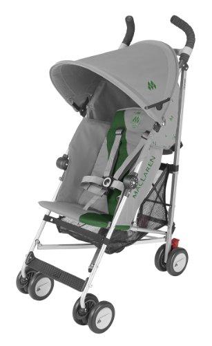 Maclaren Triumph Stroller - Dove/Jelly Bean - One Size