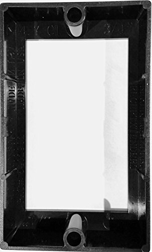 (Electrical Receptacle Box Extender 3/4