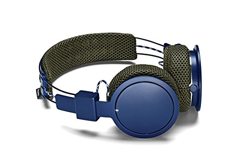 Urbanears Hellas On-Ear Active Wireless Bluetooth Headphones, Trail (4091225)