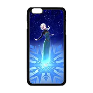 Warm-Dog Frozen Princess Elsa Cell Phone Case for Iphone 6 Plus