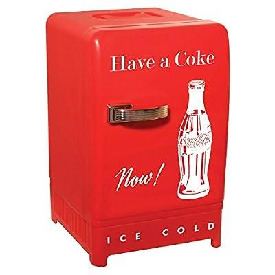 Koolatron Coca Cola Retro Fridge