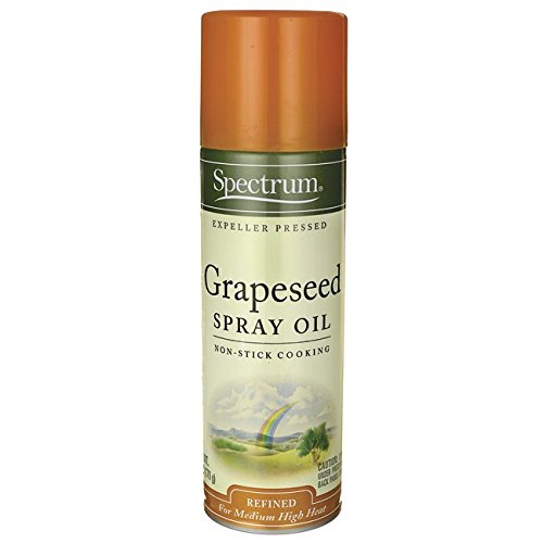 Spectrum Naturals Grapeseed Oil Spray