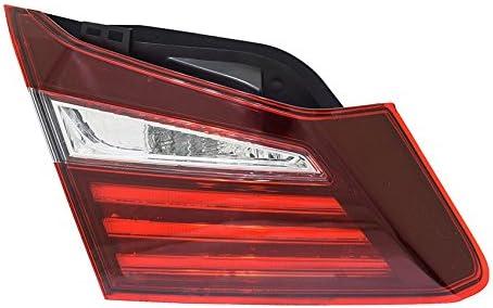 Tail Light For 2016-2017 Honda Accord Passenger Side Inner