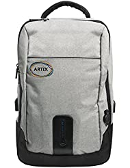 Artix Power Bank Water Resistant Backpack For Laptops and Smart Devices 7000mAh | Lightweight | Multipurpose |...