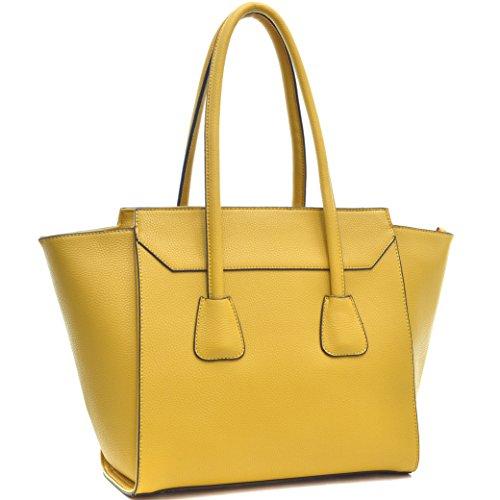 Dasein Womens Designer Handbag Shopping product image