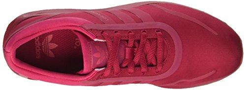 adidas Damen Los Angeles J Trainingsschuhe Rosso (Unipnk/Unipnk/Crapnk)