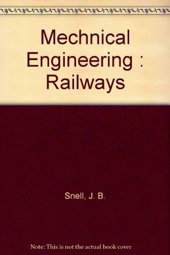 Mechnical Engineering : Railways