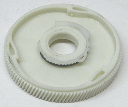 Neutral Drain Kit with Spin Gear for Washer Transmission Gearcase Whirlpool Roper Kitchenaid Kenmore 388253 3360629 3360630 AP3018165 PS349777 WP388253 ()