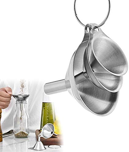 Stainless Funnels Kitchen Spilling Essentail product image