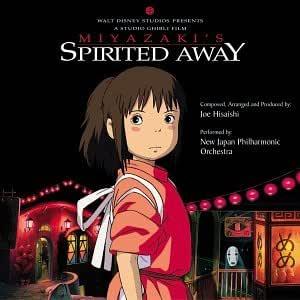 Hisaishi Joe Spirited Away Amazon Com Music