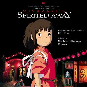 Hisaishi Joe Spirited Away Amazon Com Music