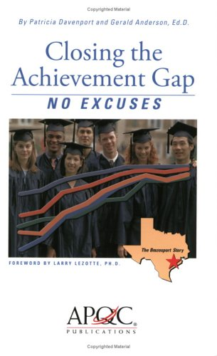 Download Closing the Achievement Gap: No Excuses PDF
