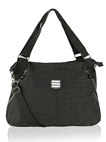 Suvelle Lightweight Large Tote Travel Everyday Crossbody Bag Multi Pocket Shoulder Handbag 1932