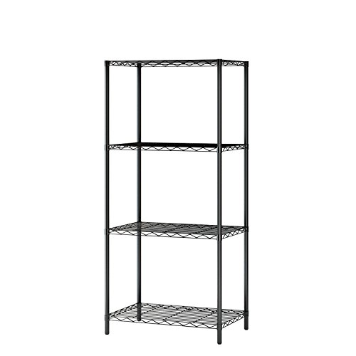 Review Home-Like 4-Tier Wire Shelving Heavy Duty Shelf Metal Storage Rack By Home-Like by Home-Like