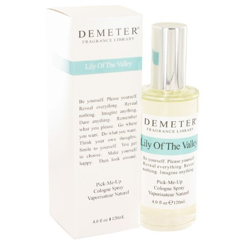 Price comparison product image Demeter Lily of The Valley Cologne Spray for Women,  4 oz