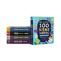 First 100 STEAM Words Bundle Board Book Deals