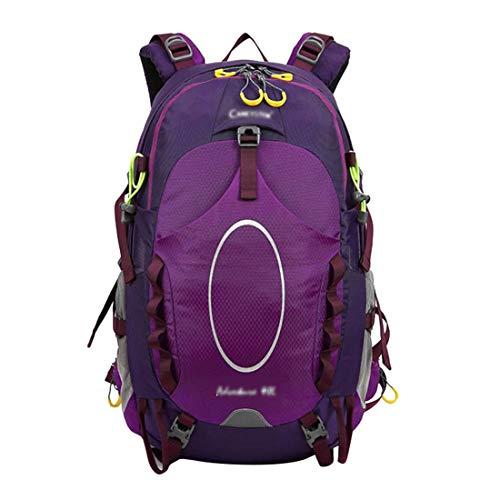 ZainoCamouflage Combinazione AlpinismoSport BorsaZaino per campeggio Joyiyuan Arrampicata Purple Multifunzione gratuitaViaggiCampin ApplicazioneArrampicata esterno Zaino 8vNm0wOn