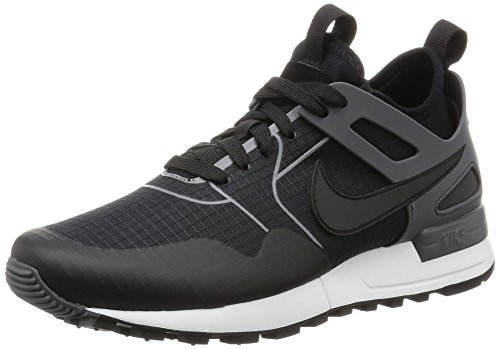 Nike 861688-001, Zapatillas de Trail Running para Mujer Negro (Black / Black / Dark Grey / Summit White)