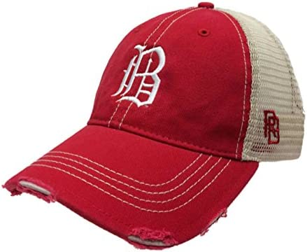 Birmingham Barons Retro marca gorro de malla ajustable gorra ...