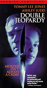 Double Jeopardy [VHS]