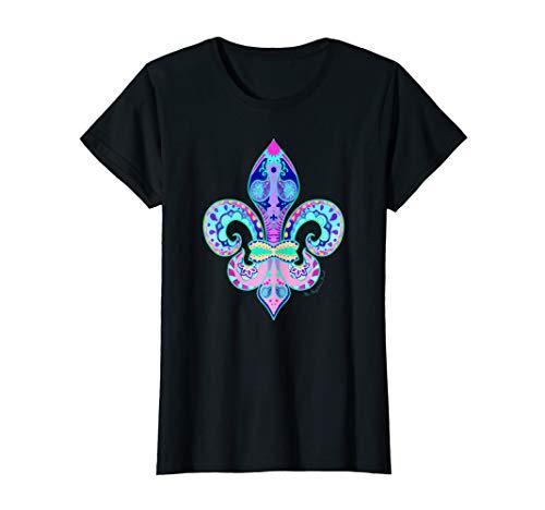 FLEUR DE LIS T-Shirt - Ladies & Youth
