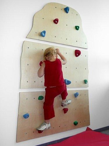 Kinder-Kletterwand Max: Amazon.de: Sport & Freizeit